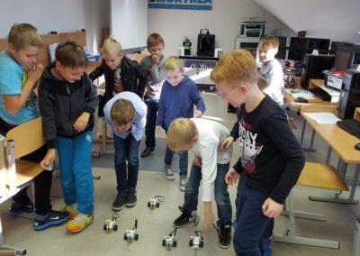 Ankstyvoji robotika