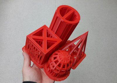 Akimirkos iš 3D užsiėmimų.