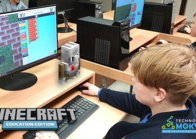 Minecraft programavimas